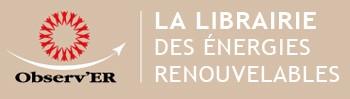Logo de la librairie des energies renouvelables