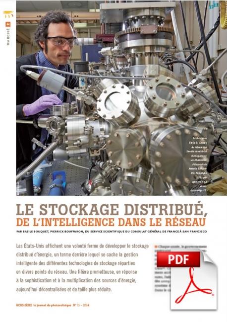 Le stockage distribué, de l'intelligence dans le réseau (Article PDF)