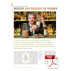 Rouler aux résidus de whisky (Article PDF)