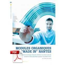 "Modules organiques ""made in"" Nantes (Article PDF)"