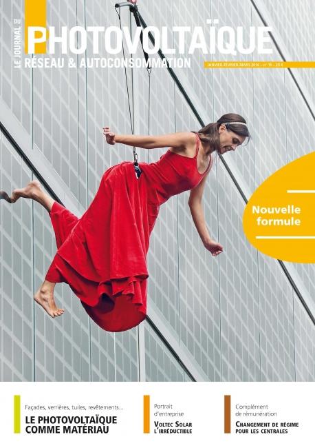 Le Journal du Photovoltaïque n°15