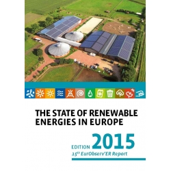 The State of Renewable Energies in Europe 2015