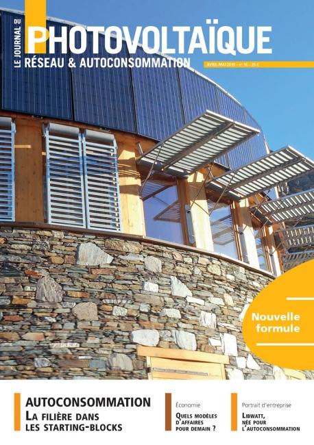 Le Journal du Photovoltaïque n°16