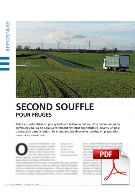 Second souffle pour Fruges (Article PDF)