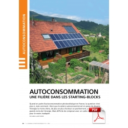 Dossier - Autoconsommation PV (Article PDF)