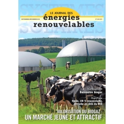 Numéro 224 du Journal des Énergies Renouvelables