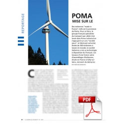 Poma Leitwind - Mise sur le made in France (Article PDF)