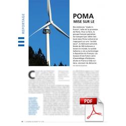 Les renouvelables entrent en bourse (Article PDF)