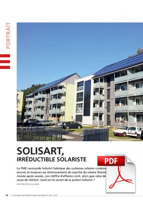 SolisArt, irréductible solariste
