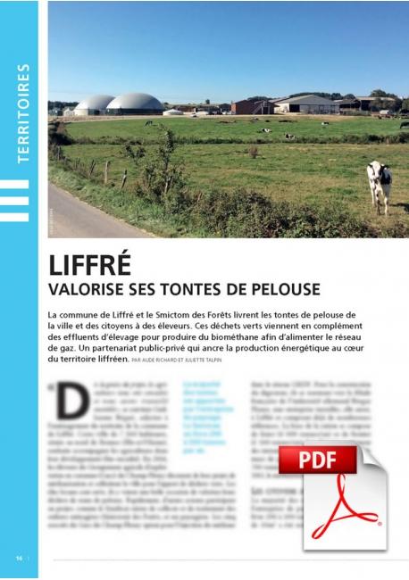 Liffré valorise ses tontes de pelouse (Article PDF)
