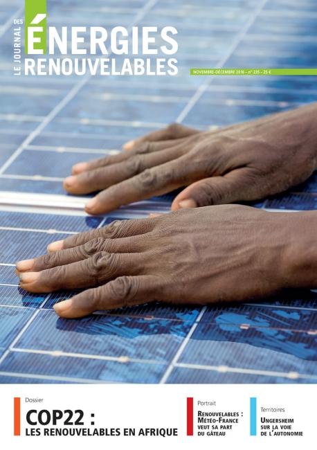Le Journal des Énergies Renouvelables n°235