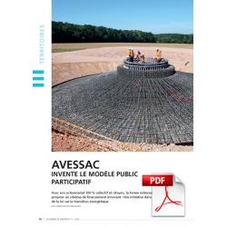 Avessac invente le modèle public participatif (Article PDF)