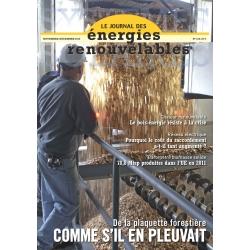 Le Journal des Énergies Renouvelables n°212