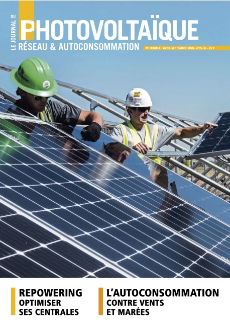 Le Journal du Photovoltaïque n°35-36