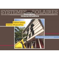 Habitat Solaire Habitat d'Aujourd'hui 2011-2012