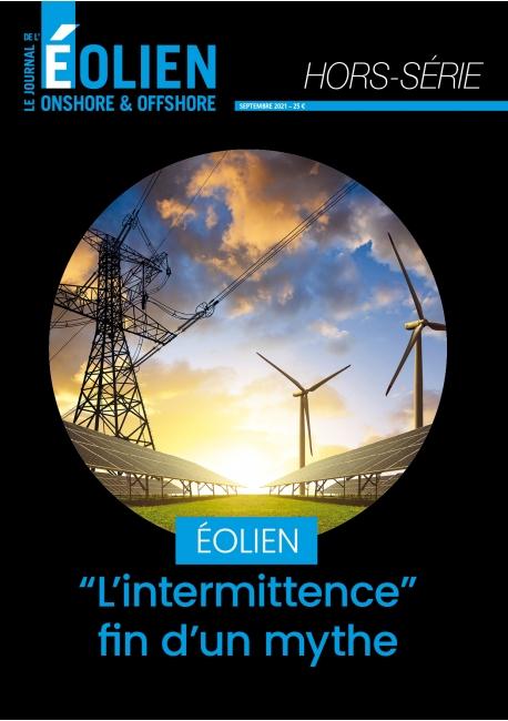 Le Journal de l'Éolien Hors-Série Spécial Le mythe de l'intermittence