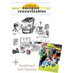 Le Journal des Énergies Renouvelables n°225
