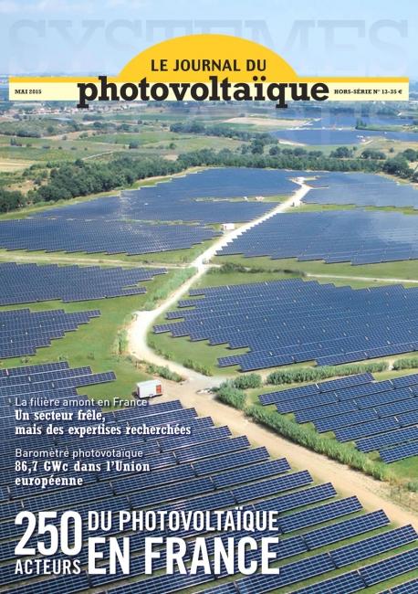 Le Journal du Photovoltaïque n°13