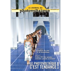 Le Journal du Photovoltaïque n°8