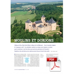 Moulins et donjons (Article PDF)