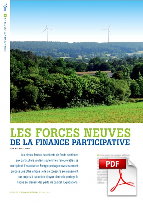 Article PDF - Les forces neuves de la finance participative (Février 2015)