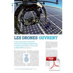Article PDF - Les drones ouvrent l'œil (Mars/Avril 2015)