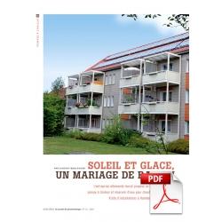 Article PDF - Soleil et glace, un mariage de raison (Novembre 2014)