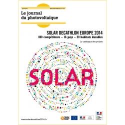Numéro spécial : SOLAR DECATHLON EUROPE 2014