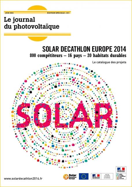 Numéro spécial SOLAR DECATHLON EUROPE 2014