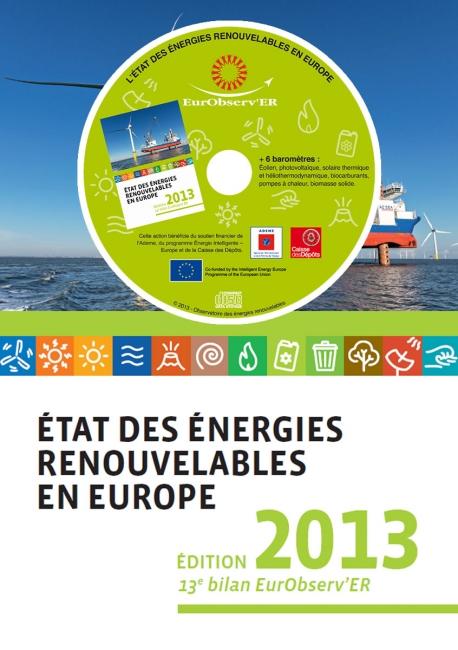État des énergies renouvelables en Europe 2013