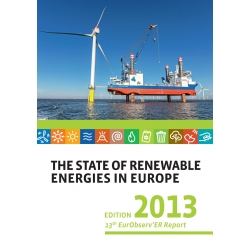The State of Renewable Energies in Europe 2013