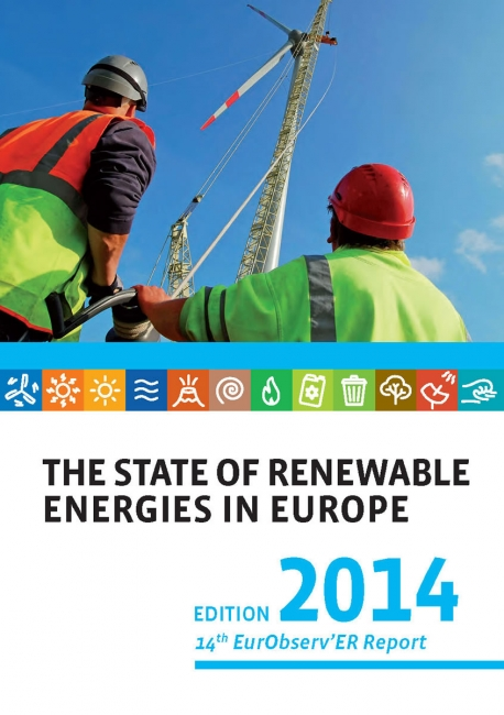 The State of Renewable Energies in Europe 2014