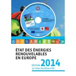 État des énergies renouvelables en Europe 2014