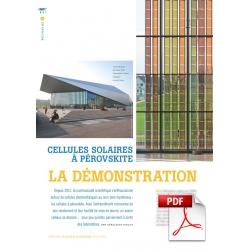 Article PDF - Cellules solaires à pérovskite (Mai 2015)