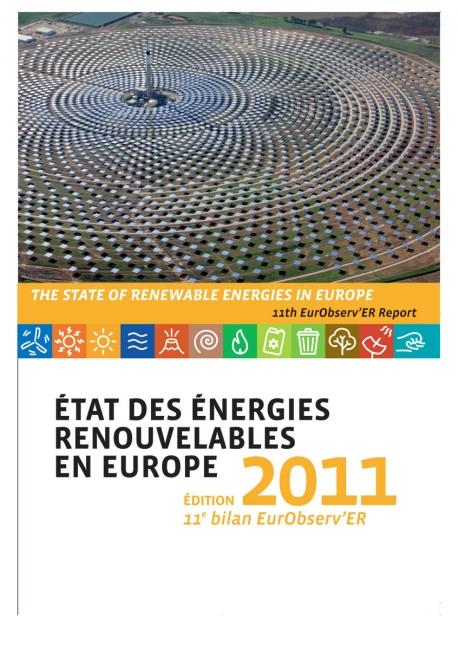 État des énergies renouvelables en Europe 2011