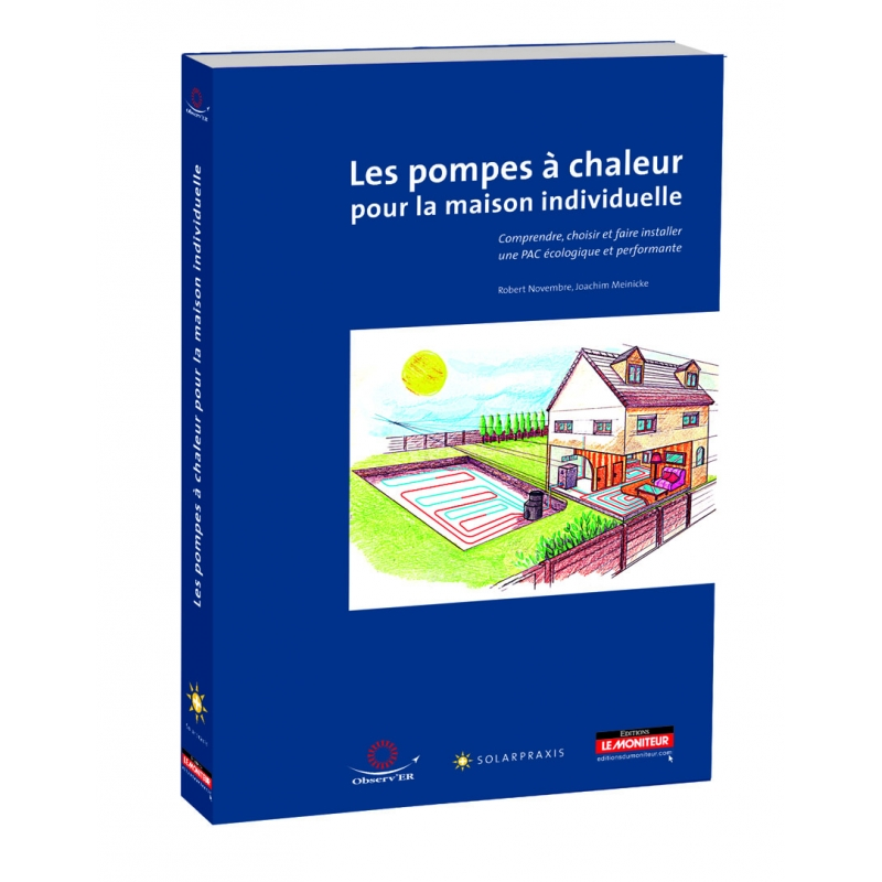 Les Pompes  Chaleur Pour La Maison Individuelle  Librairie Des