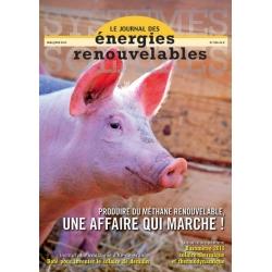 Numéro 209 du Journal des Énergies Renouvelables