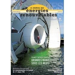 Numéro 210 du Journal des Énergies Renouvelables