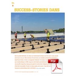 Article PDF - Success-stories dans le PV sur toitures tertiaires (Sept/Octobre 2015)