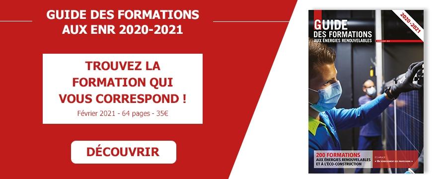 Le Guide des Formations aux EnR 2020-2021