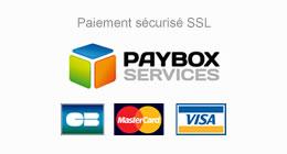 Paiement sécurisé via Paybox Services